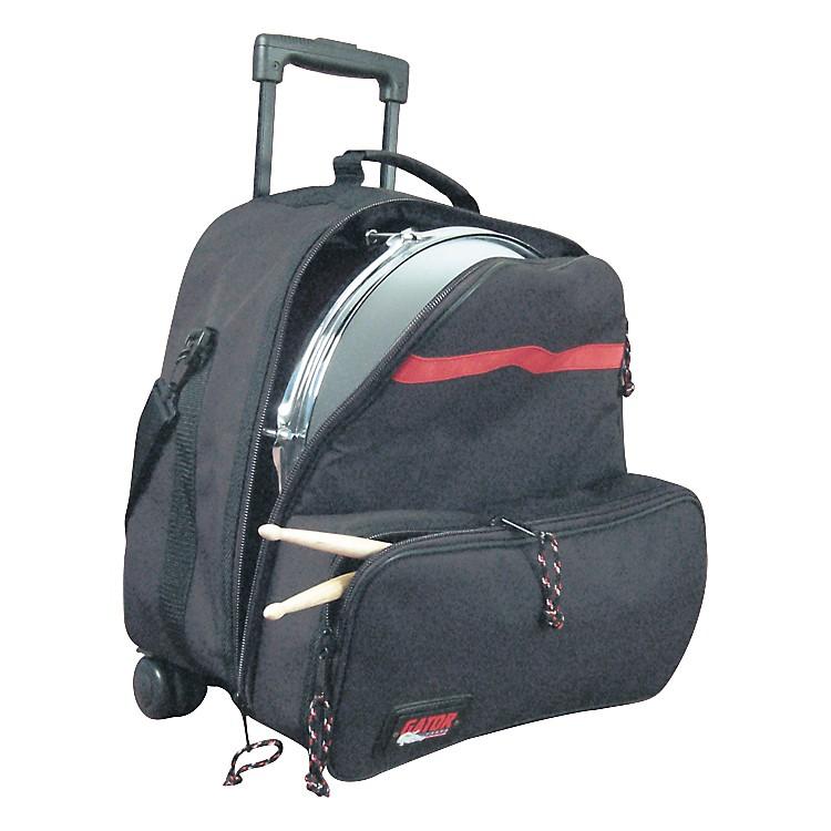 GatorGP-SNR-KIT-BAG Rolling Backpack Bag for Snare Drum