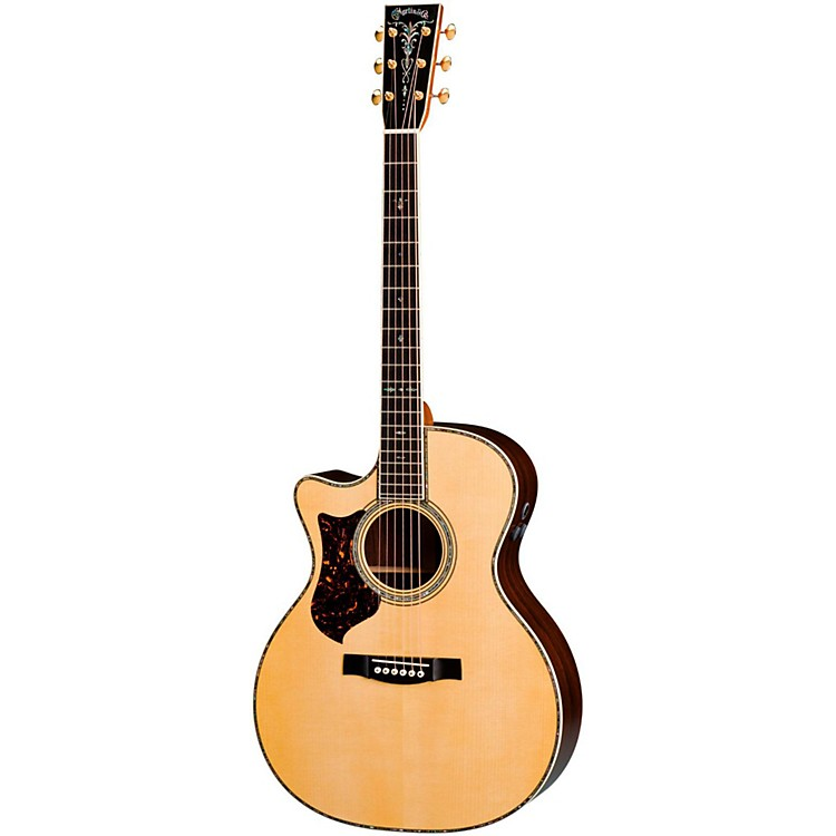 MartinGPC-42E Amazon Rosewood Left-Handed Acoustic-Electric GuitarNatural