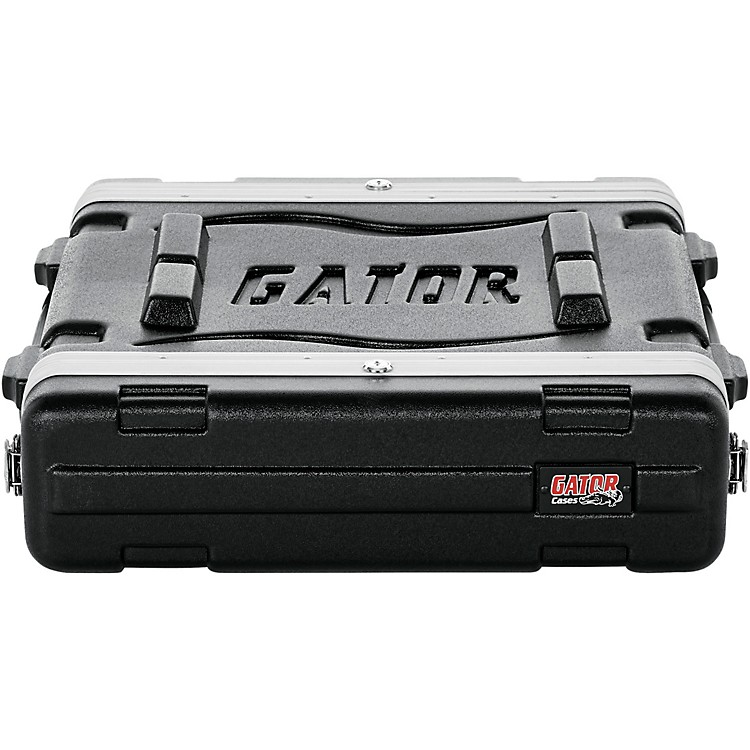 Gator GR Deluxe Rack Case  2 Space
