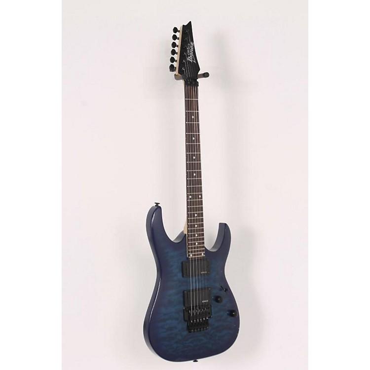 IbanezGRGA42TQA Electric GuitarTransparent Blue Burst886830614729