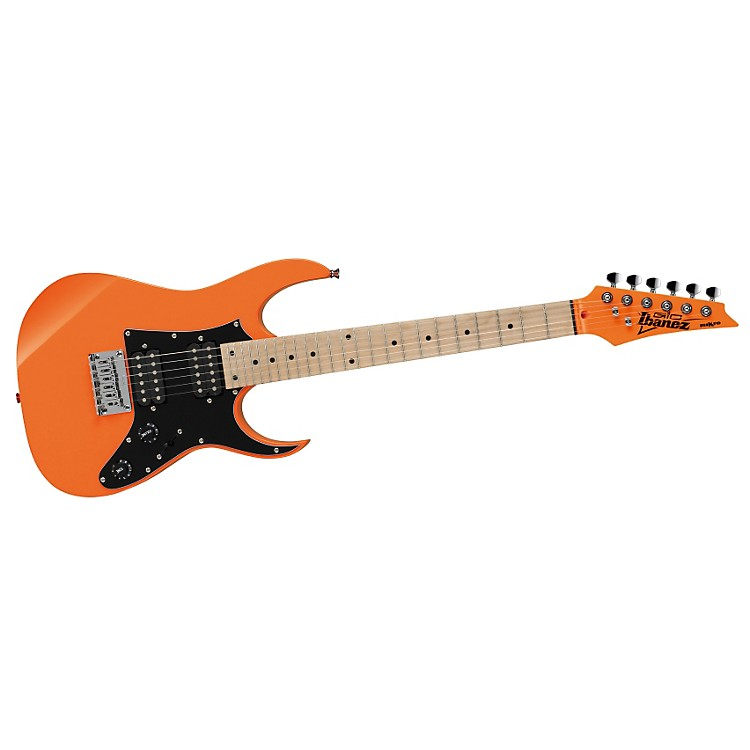 Ibanez GRGM21M Electric Guitar Vivid Orange