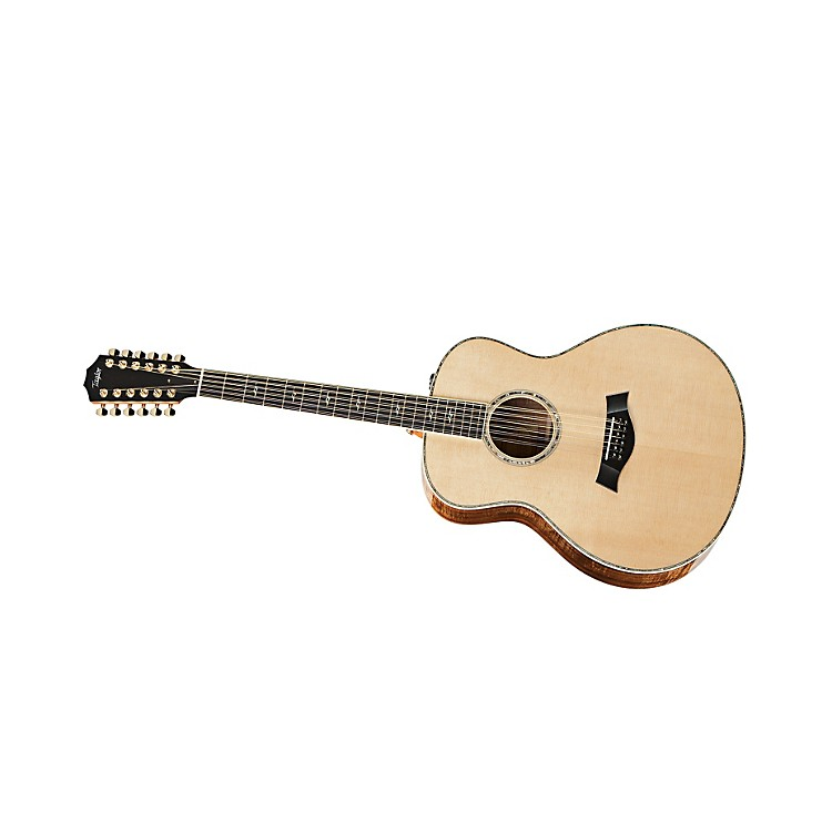 Taylor GS-Ke-12-L Koa/Spruce Grand Symphony 12 String Left-Handed Acoustic-Electric Guitar Natural