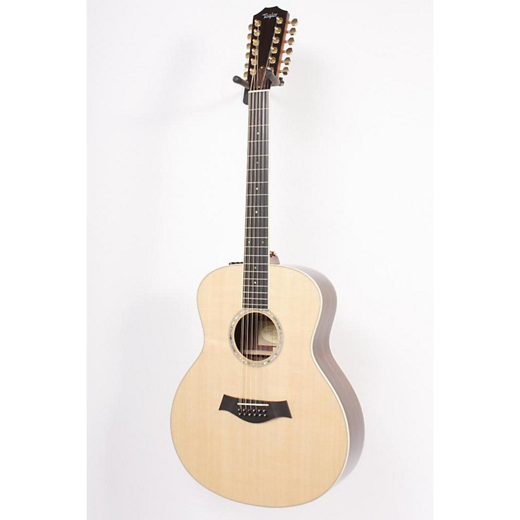 TaylorGS8-12 E Grand Symphony 12-String Acoustic-Electric GuitarNatural886830723469