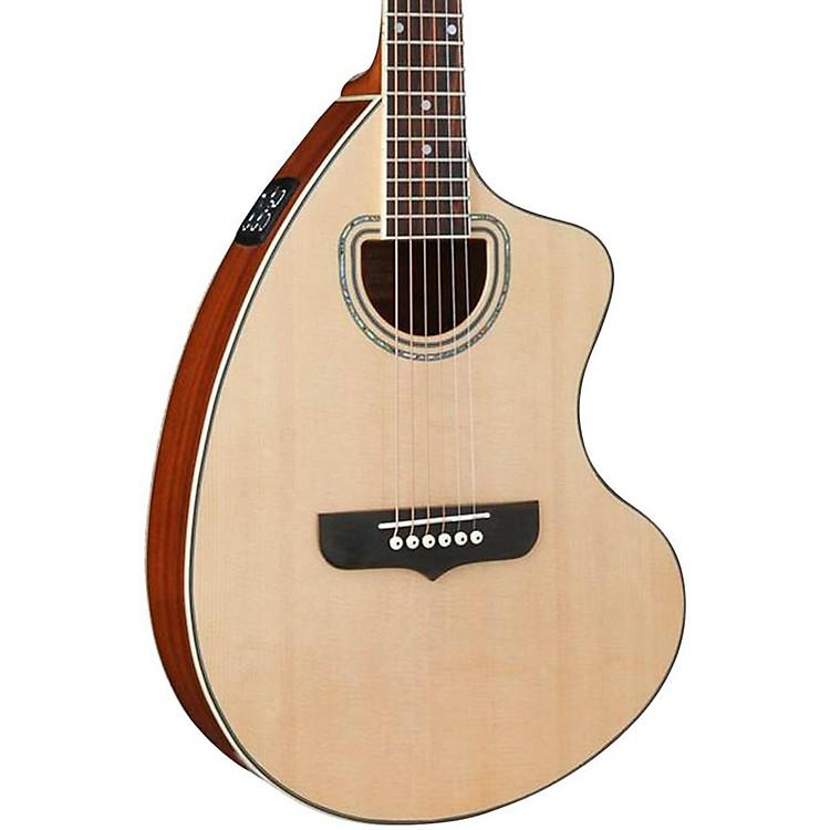GianniniGSCRA-36 Craviola Acoustic-Electric GuitarNatural