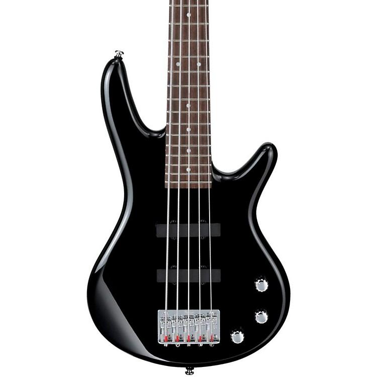 IbanezGSR Mikro 5-String Bass GuitarBlack