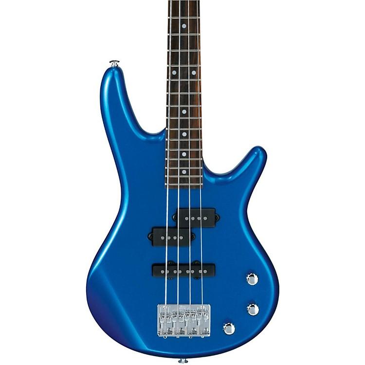 IbanezGSRM20 Mikro Short-Scale Bass GuitarStarlight Blue