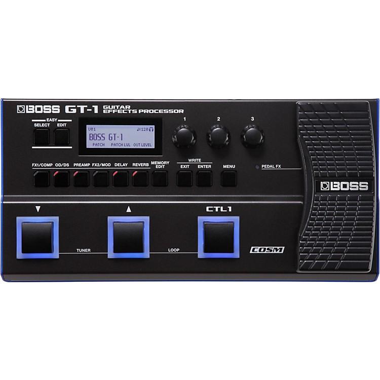 BossGT-1 Guitar Multi-Effects Processor