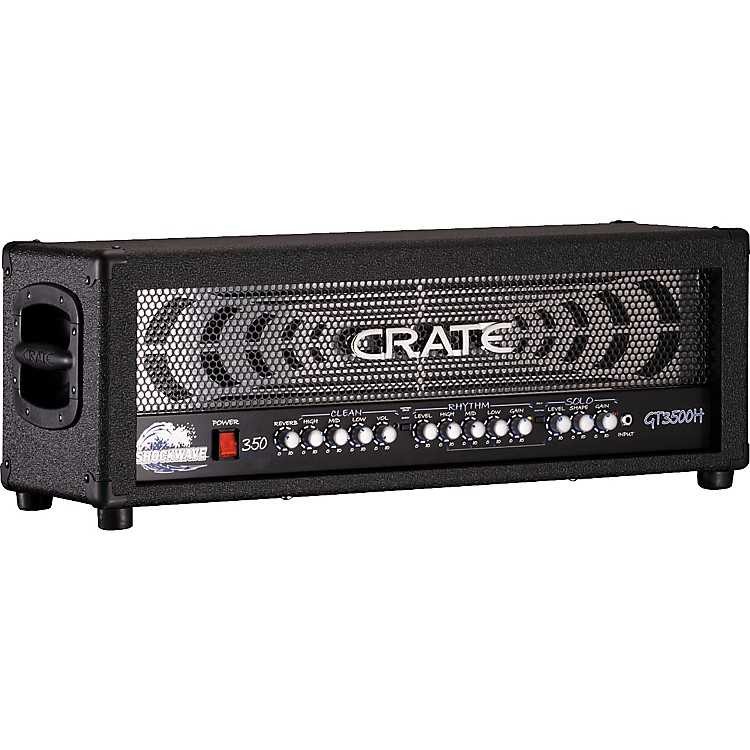 Crate GT3500H 350W Guitar Head