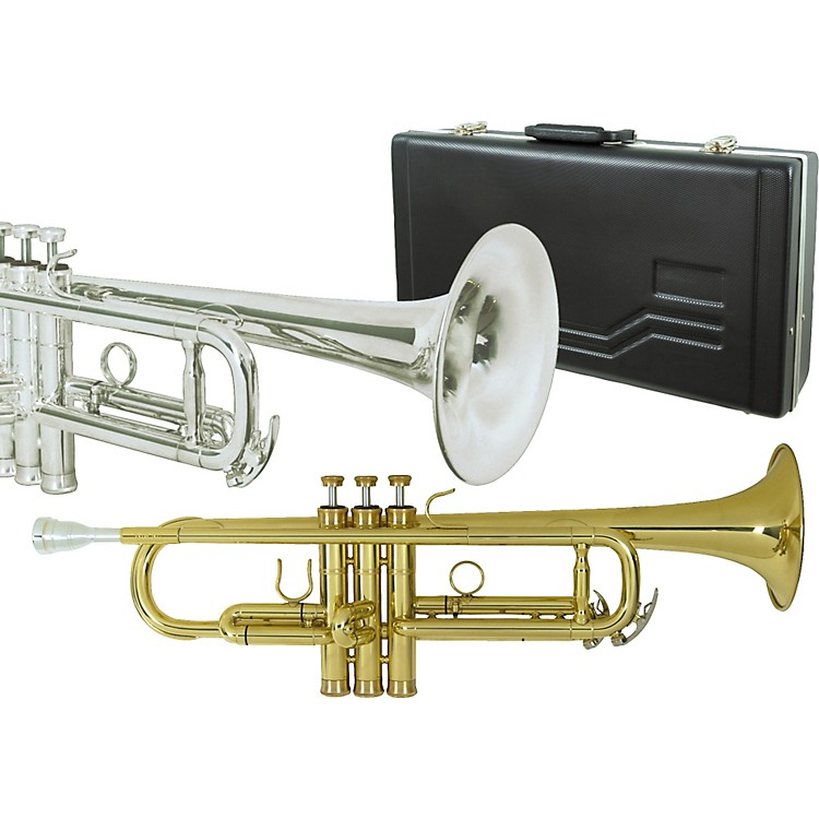 Giardinelli GTR 812 Masters Series Pro Trumpet Silver