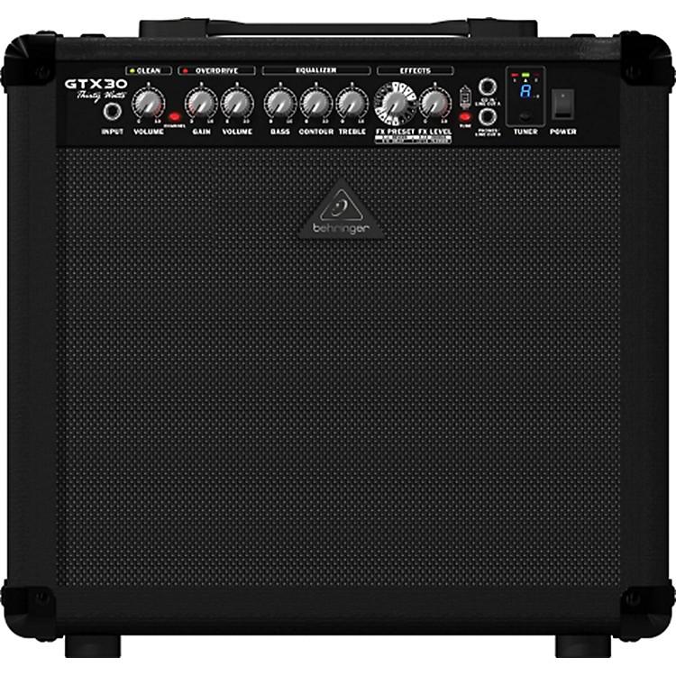 BehringerGTX30 30W 1x12 Guitar Combo Amplifier
