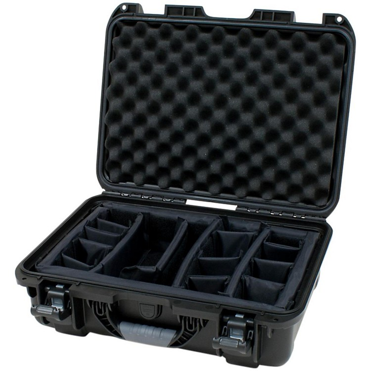 Gator GU-1711-06-WPDV Waterproof Injection Molded Case Black