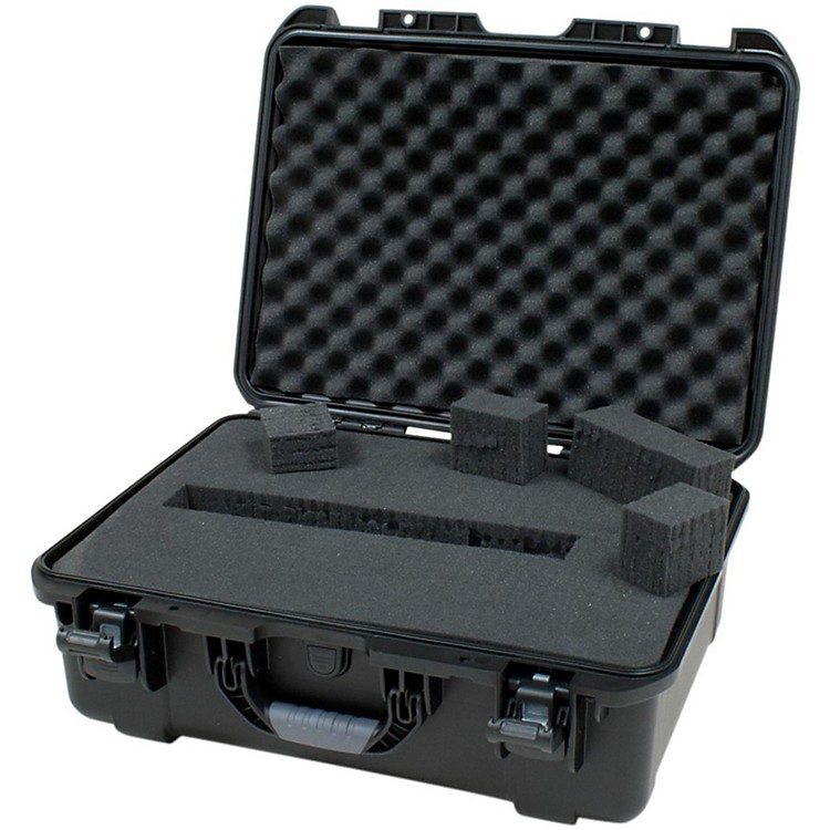 Gator GU-2014-08-WPDF Waterproof Injection Molded Case Black