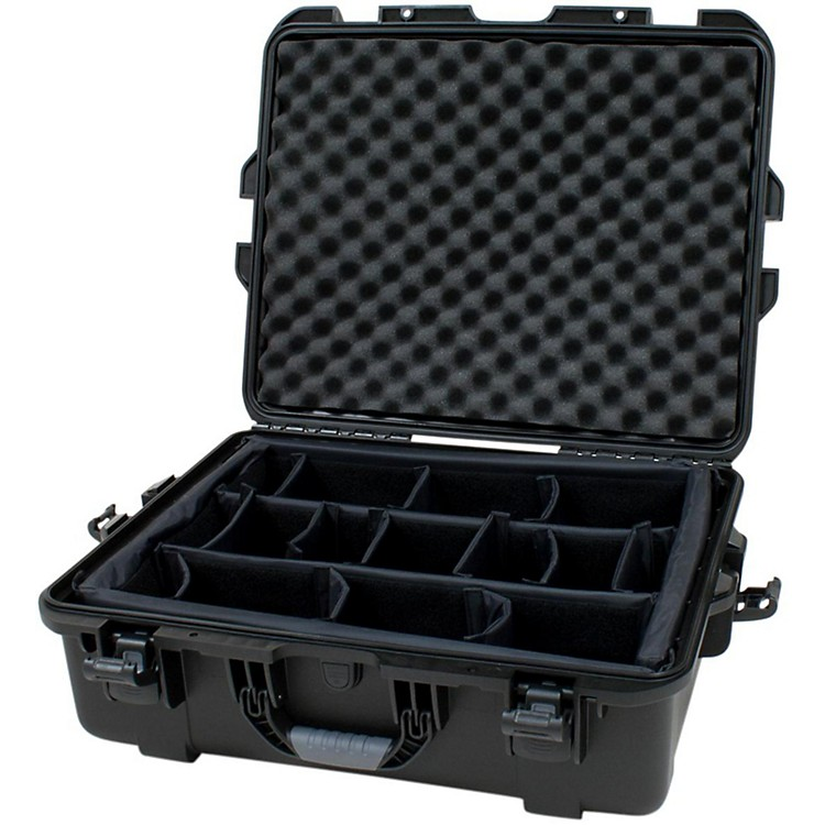 Gator GU-2014-08-WPDV Waterproof Injection Molded Case Black