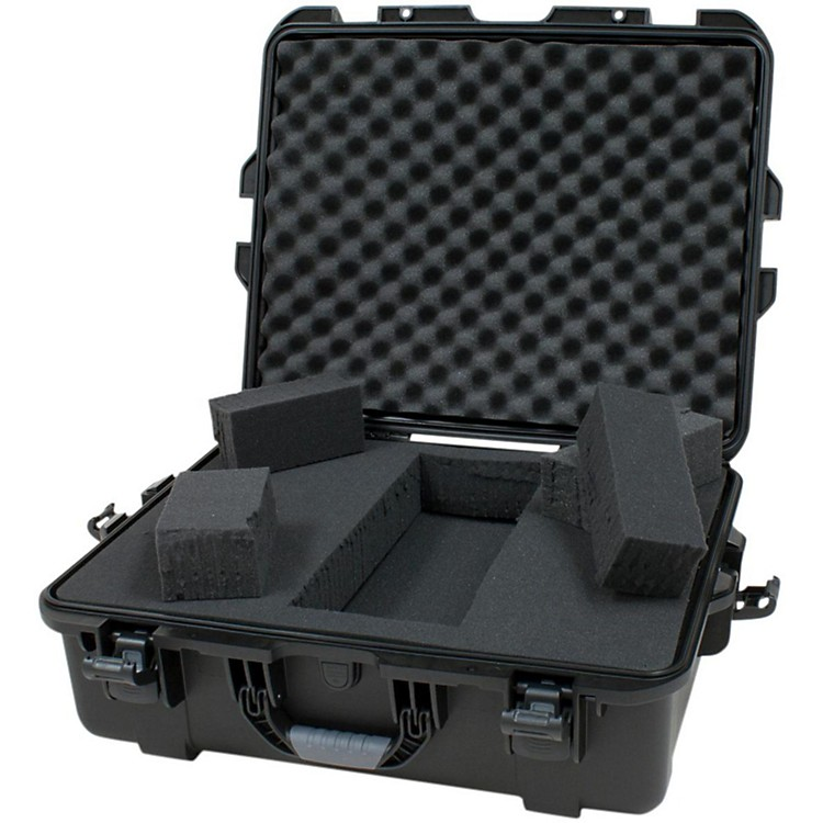 Gator GU-2217-08-WPDF Waterproof Injection Molded Case Black
