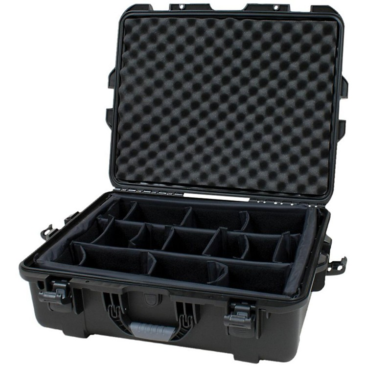 Gator GU-2217-08-WPDV Waterproof Injection Molded Case Black