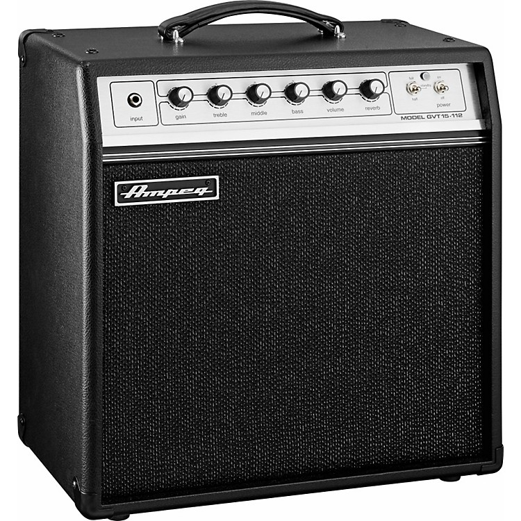 AmpegGVT15-112 15W 1x12 Tube Guitar Combo Amp