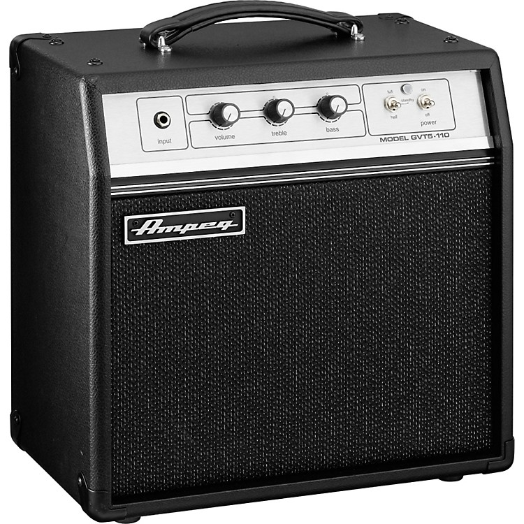 AmpegGVT5-110 5W 1x10 Tube Guitar Combo Amp