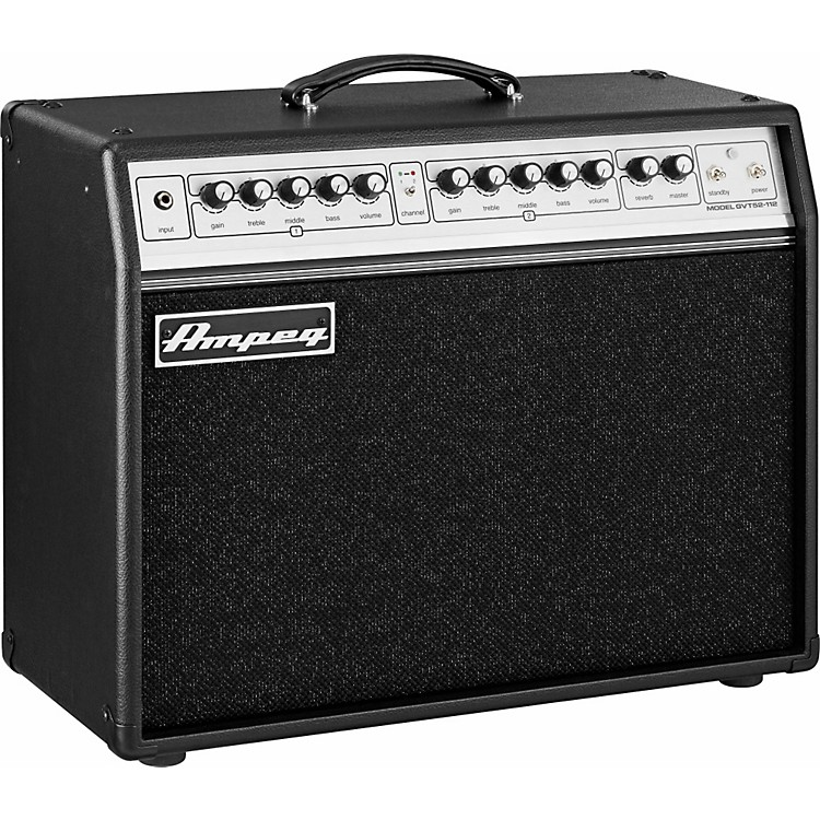 AmpegGVT52-112 50W 1x12 Tube Guitar Combo Amp