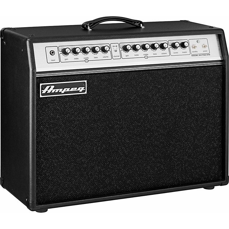 AmpegGVT52-212 50W 2x12 Tube Guitar Combo Amp