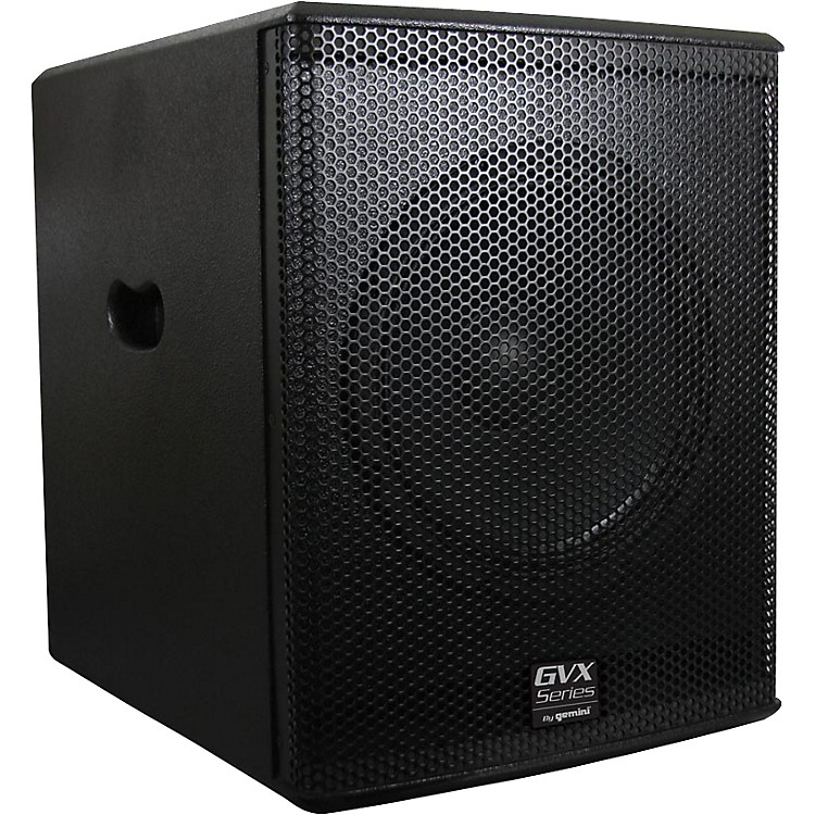 Gemini GVX-SUB12P Powered Subwoofer