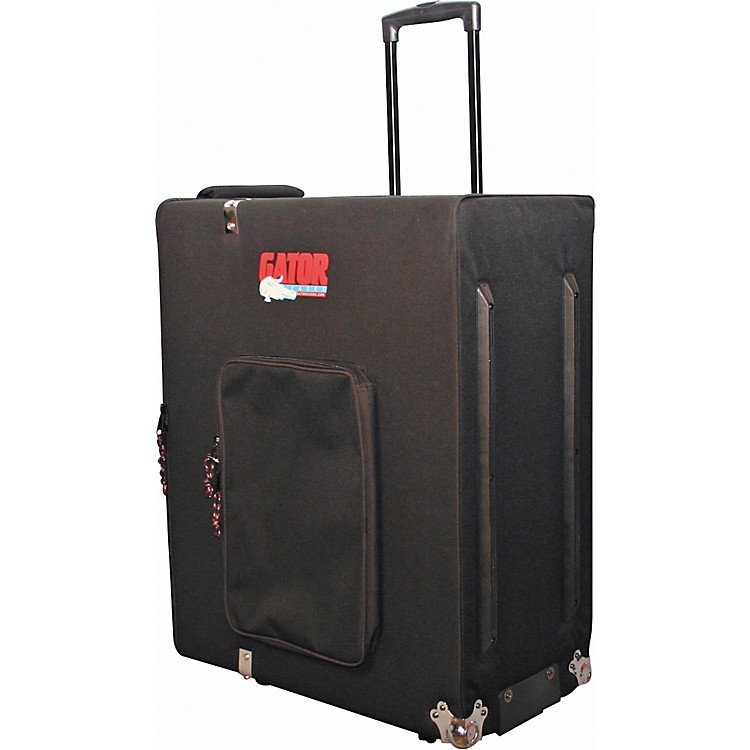 Gator GX-22 Rigid Rolling Cargo Case  WIDE