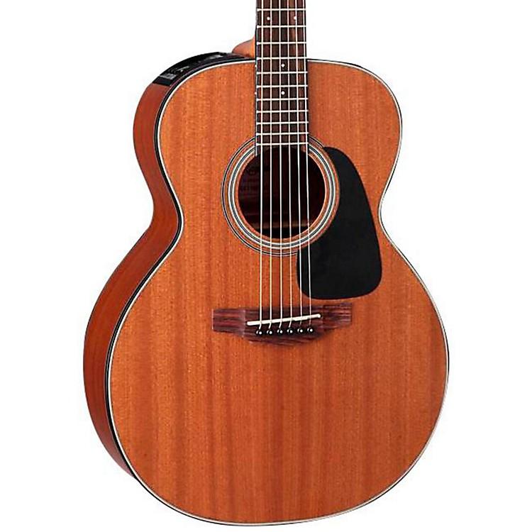 TakamineGX11MENS Mahogany 3/4 Size Travel Acoustic-Electric GuitarNatural