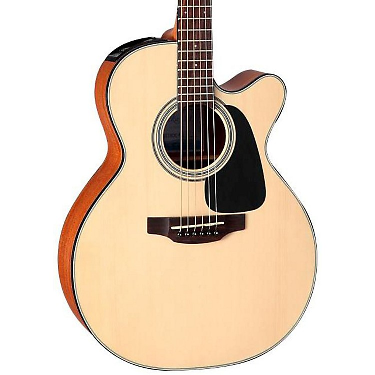 TakamineGX18CENS 3/4 Size Travel Acoustic-Electric GuitarNatural
