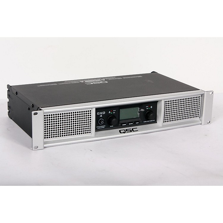 QSCGXD 4 Professional Power AmplifierRegular888365817736