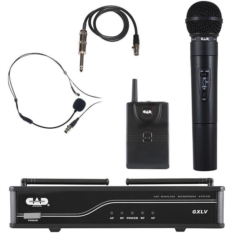 CADGXLVHB Dual Channel VHF Wireless SystemFreq. J