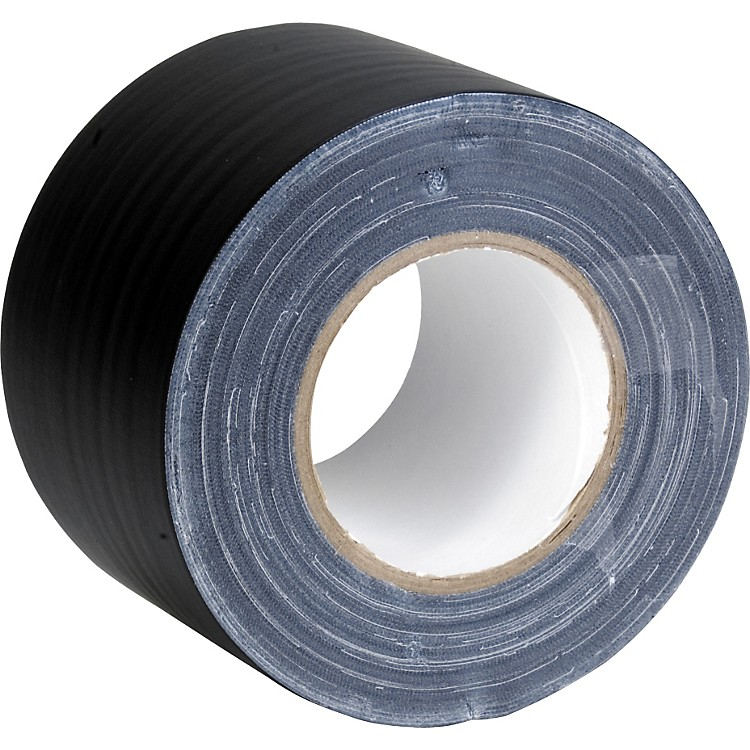 American DJ Gaffers Tape Black 4 Inch