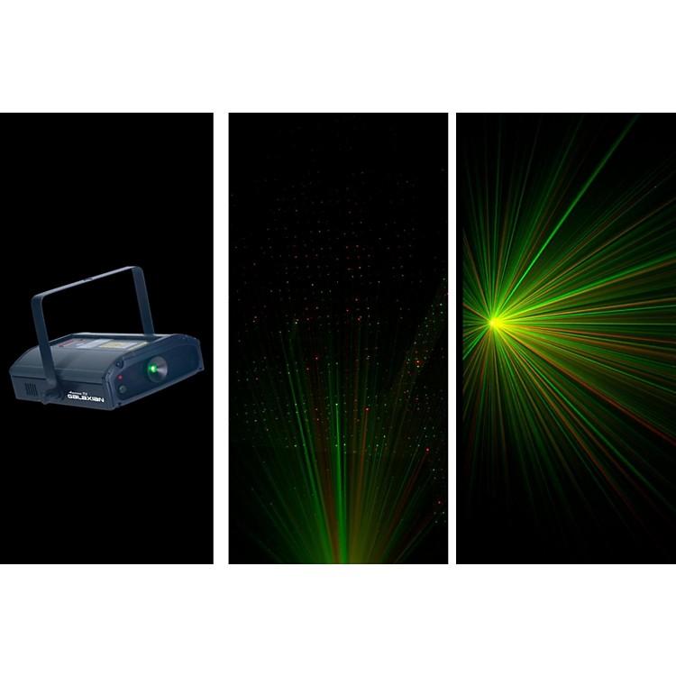 American DJGalaxian Green & Red DMX Laser