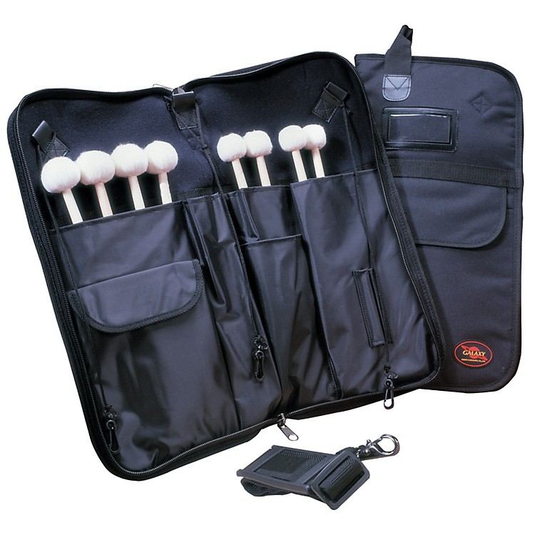 Humes & Berg Galaxy Pro Mallet Bag Black