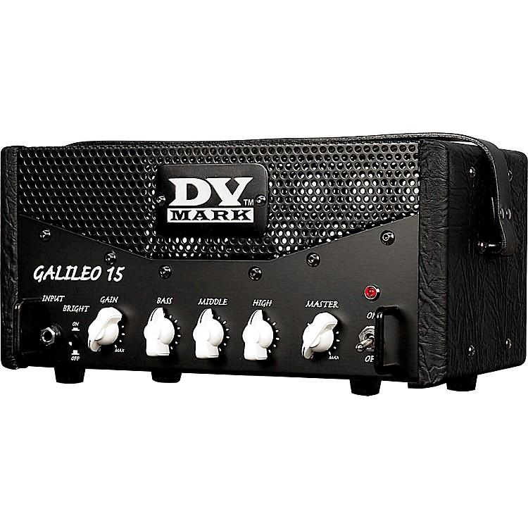 DV MarkGalileo 15 15W Tube Guitar Amp Head