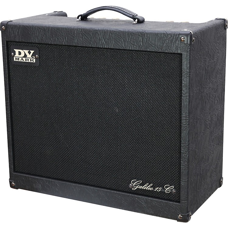 DV MarkGalileo 15C 15W Tube Guitar Combo Amp