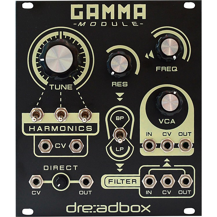Dreadbox Gamma Module