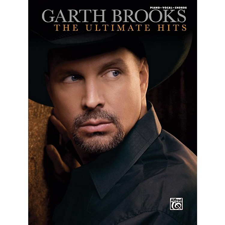 AlfredGarth Brooks - The Ultimate Hits P/V/C Book