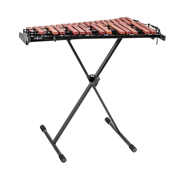 MajesticGateway Series 2.5 Octave Padauk Bar Practice Xylophone