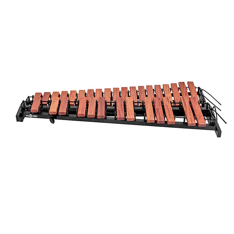 MajesticGateway Series 2.5 Octave Padauk Bar Xylophone