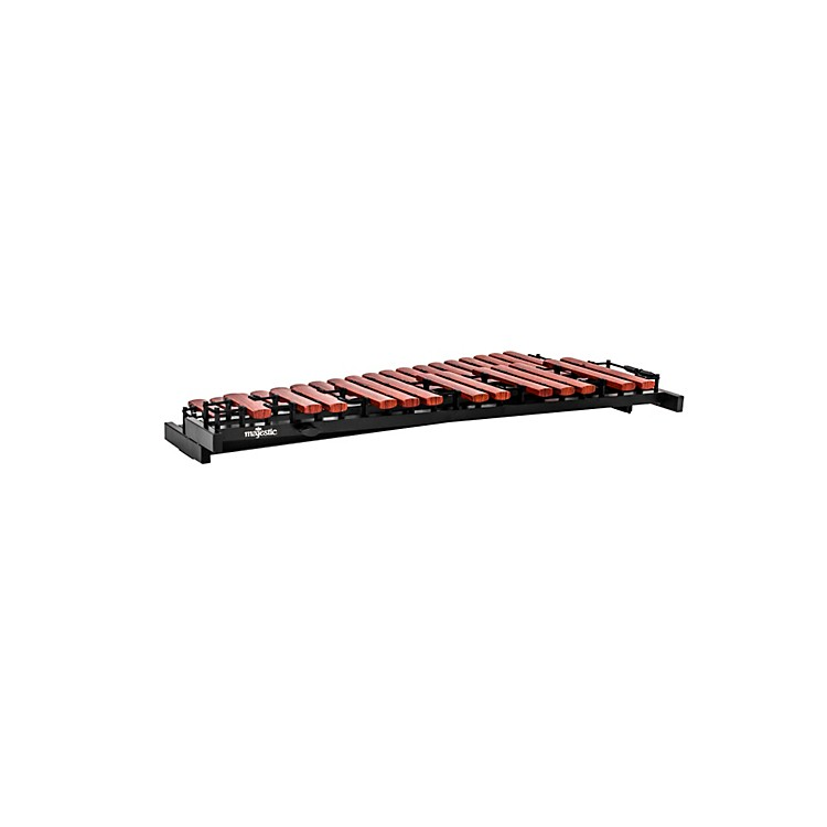 MajesticGateway Series 2.5 Octave Synthetic Bar Marching/Tabletop Piccolo Xylophone