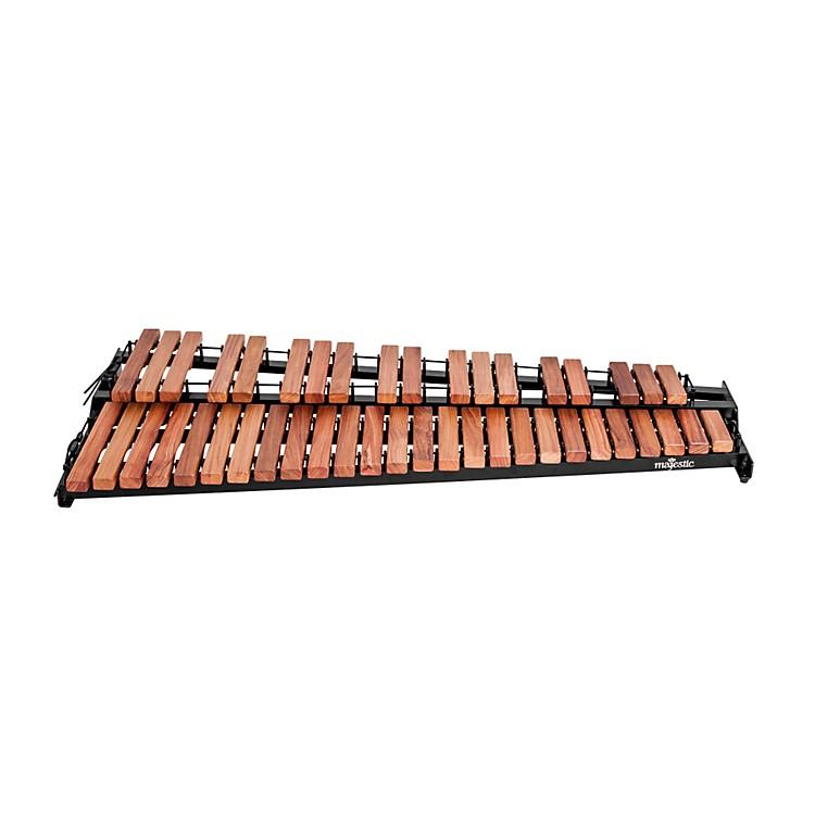 MajesticGateway Series 3.5 Octave Padauk Bar Practice Xylophone