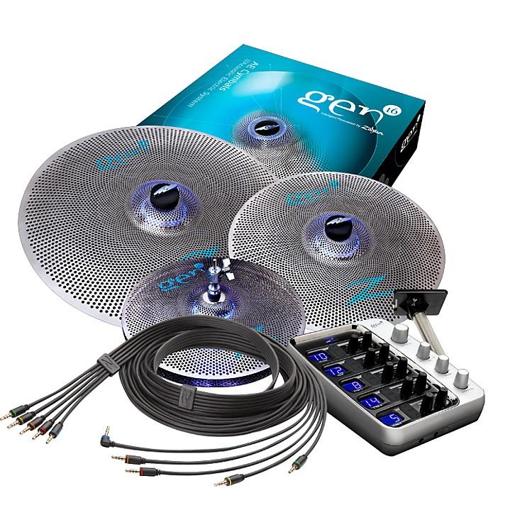 ZildjianGen16 Acoustic-Electric Cymbal Box Set