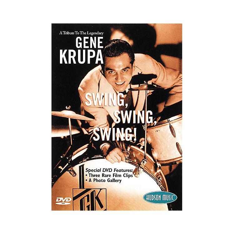 Hudson MusicGene Krupa - Swing Swing Swing! (DVD)