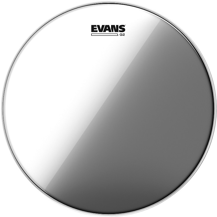 Evans Genera G2 Clear Bass Drumhead  20 in.