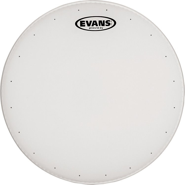 EvansGenera HD Dry Batter Coated Snare Head12 in.