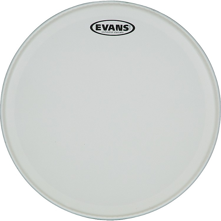 Evans Genera Staccato Coated Head  14 in.