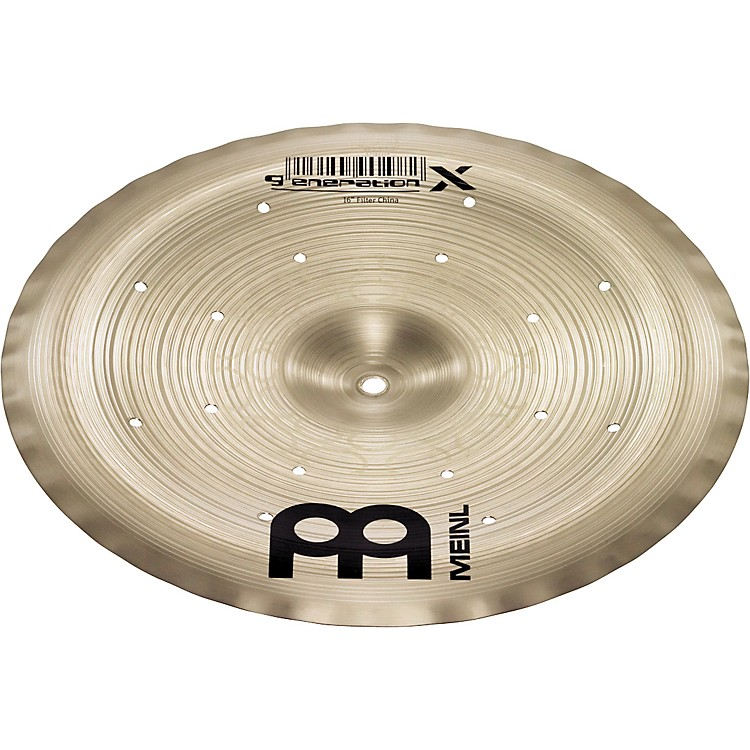 Meinl Generation X Filter China Cymbal 16