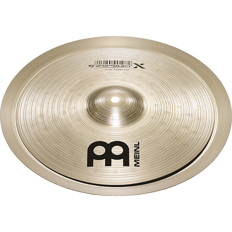 MeinlGeneration X X-treme Stack Effects Cymbals