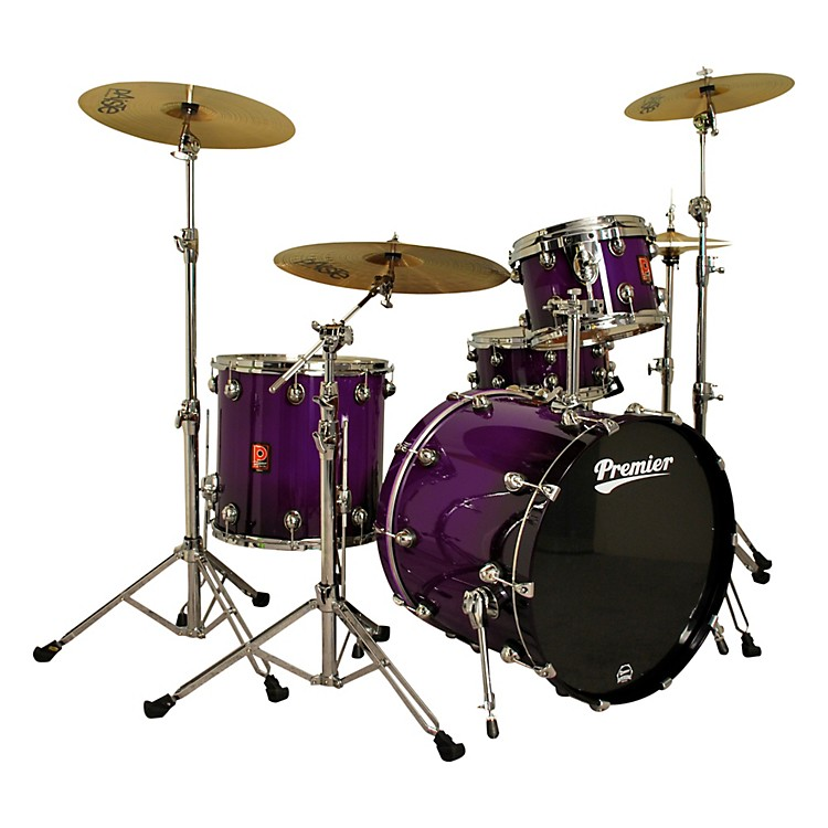 Premier Genista 4-Piece Maple Legend 20 Shell Pack