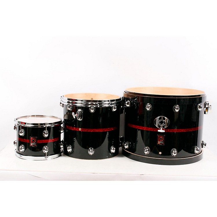 Premier Genista Maple Modern Legend 22 4-Piece Shell Pack Blaze Sparkle Lacquer 888365131627
