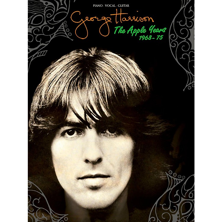 Hal LeonardGeorge Harrison - The Apple Years Piano/Vocal/Guitar